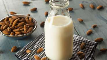 Easy Homemade Nut Milk