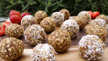 Easy Omega-3 rich Ball