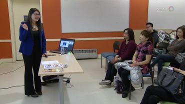 OMNI TV focus – eczema talk