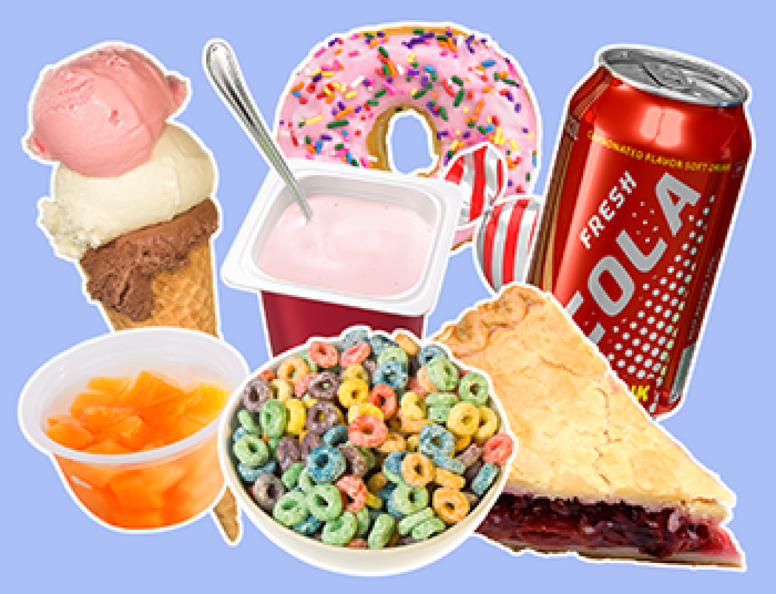 SUGAR is everywhere – you eat way more than you think!